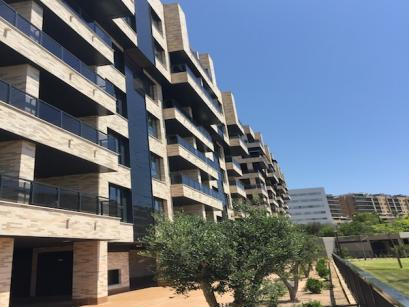 Apartments in a new luxury residential complex in Alicante